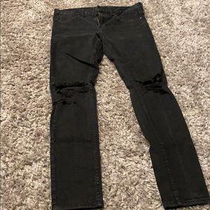 PacSun Black Skinny Jeans